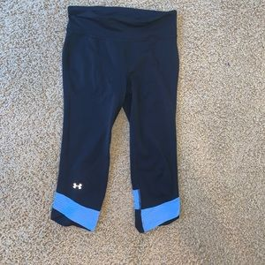 Under Armour Capri Leggings